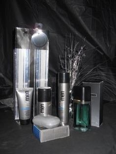 Mary Kay for men- The perfect gift for the man in your life!!! Check out http://www.facebook.com/JenaWithMK for a special holiday offer for men!