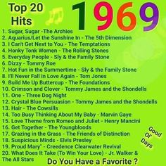 music I had the Tommy James and the Shondells album ! 50th Wedding Anniversary, Anniversary Parties, Top 20 Hits, Cumpleaños Diy, Nostalgia, 60s Music, 1969 Music, Nostalgic Music, Nostalgic Images