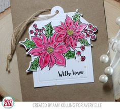 In My Creative Opinion: The 25 Days of Christmas Tags 2017 - Day 18