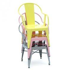 klassische TOLIX Stuhl als ein Kinderstuhl-möbel kinderzimmer