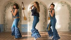 Mamma Mia, Lily James, Summer Aesthetic, Blue Aesthetic, New Movies, Good Movies, Comedy Movies, Bae, Jelsa