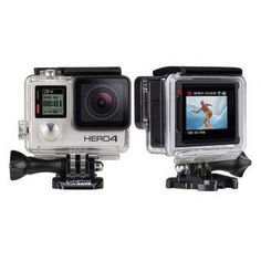 (IMPORTED) New GoPro Hero 4 Silver Edtition Camcorder Action Camera #onlineshop #onlineshopping #lazadaphilippines #lazada #zaloraphilippines #zalora
