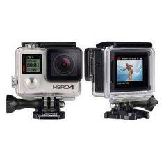 GoPro Hero4 12MP Action Camera (Silver) #onlineshop #onlineshopping #lazadaphilippines #lazada #zaloraphilippines #zalora