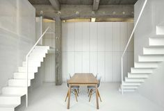 Loft FOR in Brussels, Belgium by adn Architectures | Yellowtrace