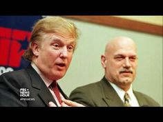 Before 2016, Donald Trump had a history of toying with a presidential run   PBS NewsHour