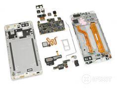 Huawei P9 Teardown von iFixit ergibt 7 von 10 Reparierbarkeit Punktzahl - http://letztetechnologie.com/huawei-p9-teardown-von-ifixit-ergibt-7-von-10-reparierbarkeit-punktzahl/