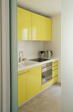 yellow #kitchen #ideaformykitchen