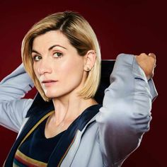 'I'll do it my way' Doctor Who's Jodie Whittaker discusses taking on TV's most iconic role is part of Science Icons Dr. Who - She's the first female Doctor Who in the show's history but Jodie Whittaker says all the rules have changed Jodi Whittaker, 13th Doctor, Eleventh Doctor, First Female Doctor, Doctor Who Meme, Best Sci Fi Shows, Doctor Who Costumes, Rory Williams, Dr Who