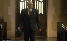 screencap the kennedys tom wilkinson | Trailer for Katie Holmes' controversial Camelot mini-series is finally ...