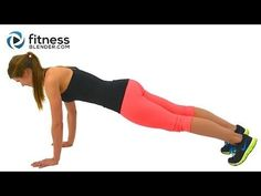 Belly Fat Burner HIIT - High Intensity Interval Training Workout with No Equipment - Fitness Blender Belly Fat Burner Drink, Belly Fat Burner Workout, Belly Burner, Burn Belly Fat Fast, Belly Fat Loss, Hiit Workouts For Beginners, Fun Workouts, Training Workouts, Best Workout Plan