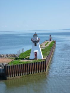 A little lighthouse in PEI