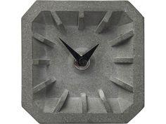 Zegar Concrete — Zegary i budziki Kare Design — sfmeble.pl