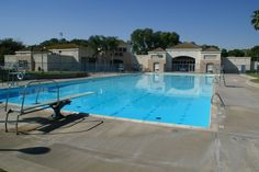 Mayfair Park Pool - I learned to swim there & took diving lessons