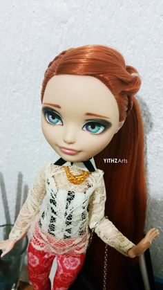Nella have new style, she just look so pretty - Yithzk Repaints & Custom Works