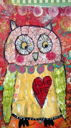 'Love Life' by Sunshine Girl Designs