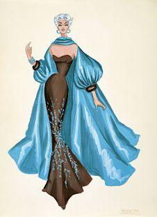 Purple Fashion, Fashion Art, Fashion Design, Valentino, Barbie Fashion Sketches, Cartoon Fashion, Disney Princess Fashion, Dress Design Sketches, Luxury Lifestyle Fashion
