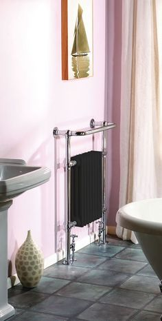 Marquis Radiator with Black Inset 960mm x 665mm