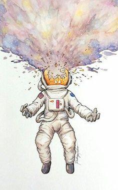 Astronauta  By: Rodrigo Falco