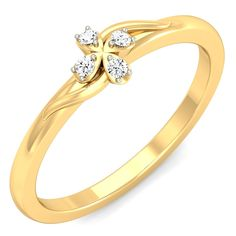 Precious #gold and #diamonds #rings collection where you can find huge variety of white and yellow gold & diamond rings. Browse Here: https://www.goldnstone.com/jewellery/shop-by-stone-rings.html