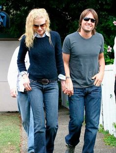 Nicole Kidman ✾  and Keith Urban