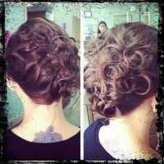 Hair by me ... YESSiE