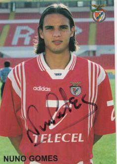 Nuno Gomes, SL Benfica