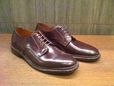 Alden #man #shoes