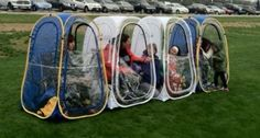 Still negotiating but hopefully we will be distributing the Under The Weather Pop-Up Shelters in the UK.