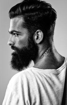Barba de lenhador grande e cheia. Moustache, Barba Grande, Hair And Beard Styles, Man Photo, Male Face, Great Hair, Air Max 90, Bearded Men, Cute Guys