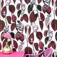 Siberia Light Wallpaper @ The Mint List