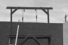 Galgen von Tombstone Arizona von Klondike Bill