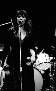 Ann Wilson, Little Queen Tour, 1977
