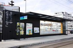 Glattalbahn tram stop