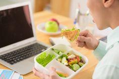 Idee e ricette per mangiare in ufficio in modo sano ed ecosostenibile