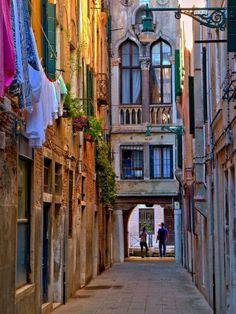 Get lost in Venice | Sogno Italiano