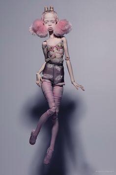 Tiny Dolls, Ooak Dolls, Blythe Dolls, Art Dolls, Pretty Dolls, Beautiful Dolls, Bjd, Popovy Sisters, Tawny Owl