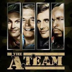 This smash-hit action-adventure series was one of the most popular shows of the It revolved around a crack team of soldiers of fortune, led by a darin. I Pity The Fool, Tv Show Logos, George Peppard, 80s Kids, The A Team, Film Serie, Classic Tv, Great Movies, Best Tv