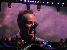 Grande #boss - #brucespringsteen in #concerto a Padova - 31 maggio 2013