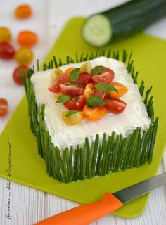 Sandwich Cake Printanier