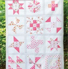How to Finish your Block of the Month Quilt; and PDF Version