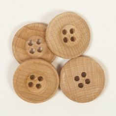 Wooden buttons - Natural buttons wood - Oak buttons for baby clothes - Buttons for crafts - Sweater buttons - Light wood buttons mm Sewing Material, Mother Of Pearl Buttons, Metal Buttons, Sewing Projects, Wood, 1 Button, Platform, Packaging, Knitting