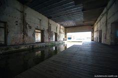 Saint Nazaire U-boat Base