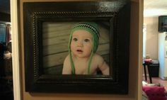 """""""Reid"""" Frame - 16x20 - Matching frames done for a sweet client"""