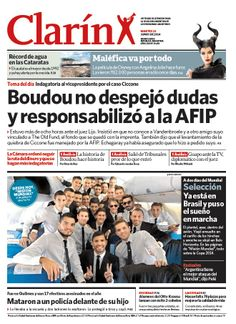 Boudou no despejó dudas y responsabilizó a la AFIP. Más información: http://www.clarin.com/politica/Boudou-reconoce-internas-Gobierno-machos_0_1154285002.html