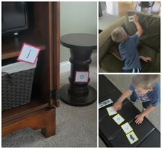 Relentlessly Fun, Deceptively Educational: CVC Words Hunt (free printable cards)