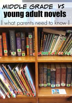 Everything parents need to know about middle-grade and young adult novels before letting kids read them.
