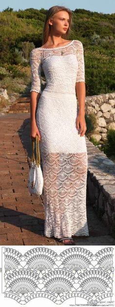 Giovanna Dias потрясающее макси.... может быть свадебным
