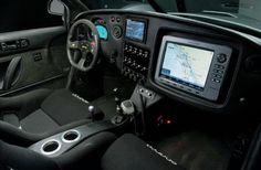 Custom Dash And Interior Photo 90909934