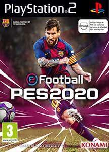 تحميل لعبة بيس 2020 بلايستيشن 2 تحديث Pes 2020 Ps2 باخر الانتقالات الصيفية برابط واحد من Mega و Mediafire و Google Driv Pro Evolution Soccer Konami Ps4 Games