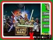 Clone Wars, Stars, Sterne, Star